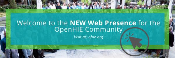 Website Launch - Email Header